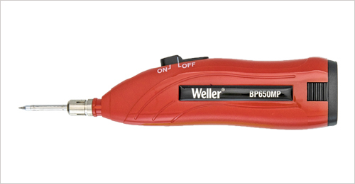 Battery-type Cordless Soldering Iron