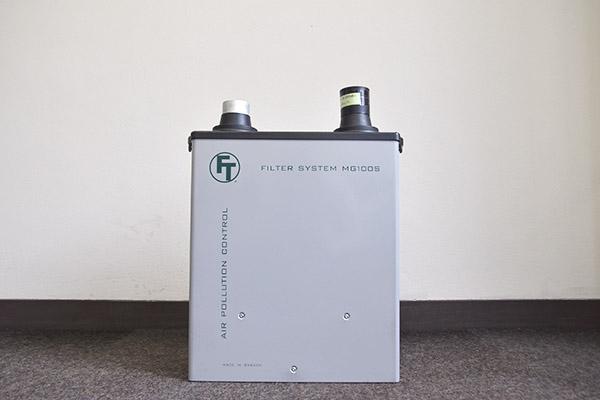 VOC対策 有機溶剤吸引空気清浄器 画像1